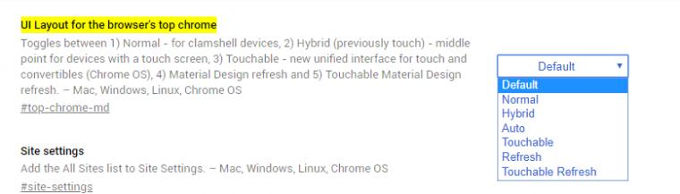 谷歌更换新版风格