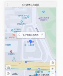 百度地图好看的手机接口