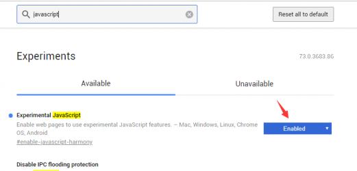 谷歌怎么支持js模块化的ES6 module语法